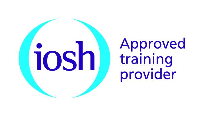Approved training provider IOSH logo 02