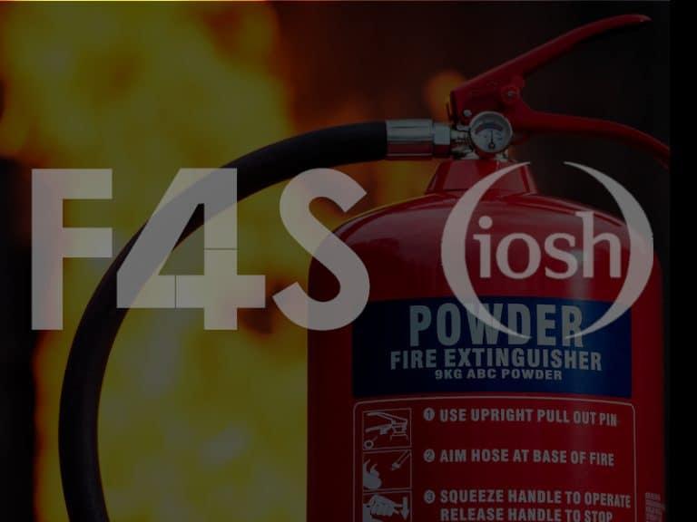 iosh fire safety awareness