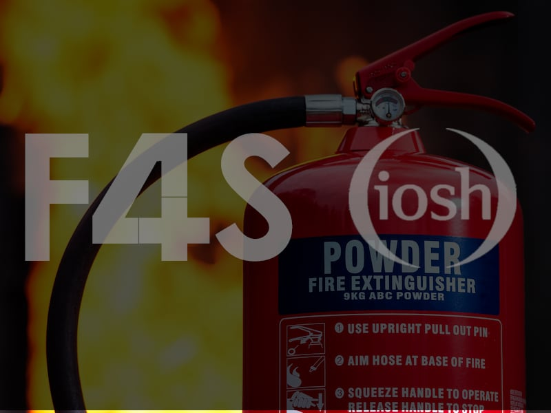 iosh fire safety awareness