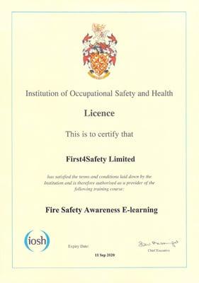 FSA - Licence2019