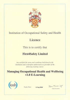 OHW -Licence2019